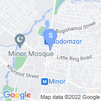 Location of Radisson Blu on map