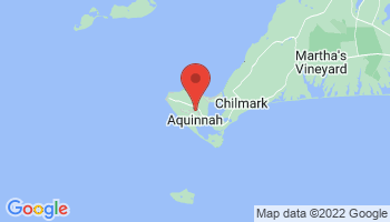 Map of Aquinnah