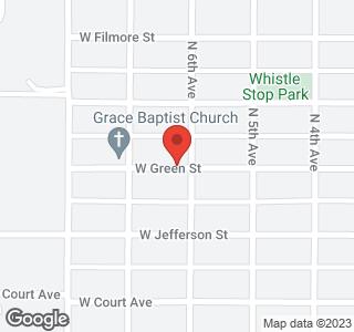 603 W Green Street