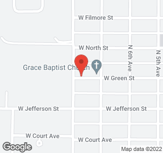 723 W Green Street