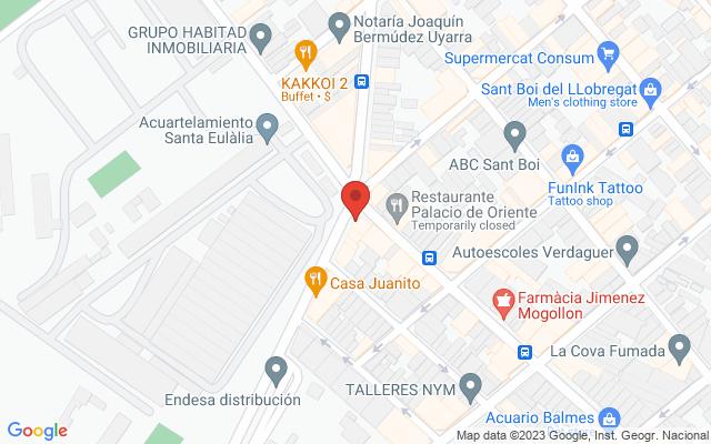 Administración nº3 de Sant Boi de Llobregat