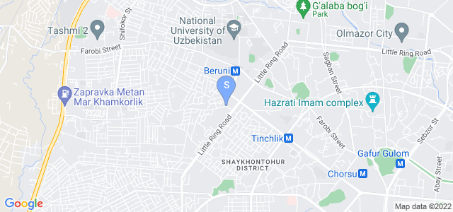 Location of Aziz Mehmon on map