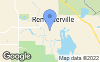 Map of Reminderville, OH