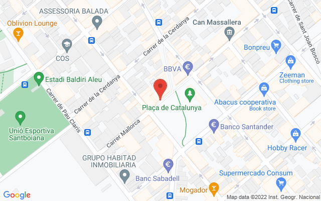 Administración nº2 de Sant Boi de Llobregat