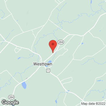 Map of Optimum WiFi Hotspot at 875 Route 284, Westtown, NY 10998