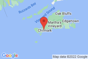 Map of Chilmark