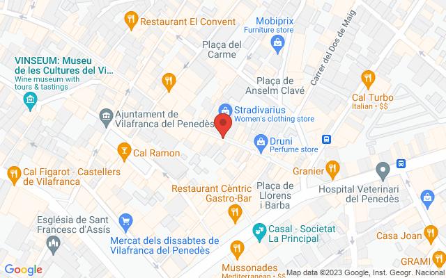 Administración nº1 de Vilafranca del Pened?s