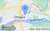 Map of Ottawa, IL