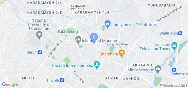 Location of Grand Nur on map