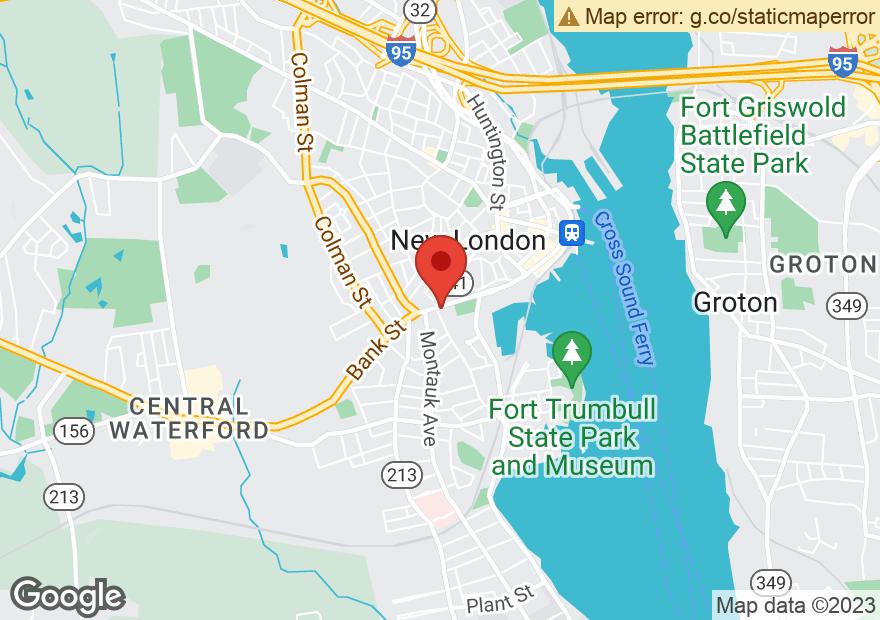 Google Map of 698 BANK ST