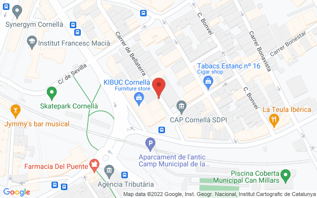 Administración nº8 de Cornellà de Llobregat
