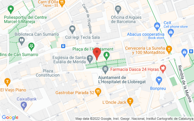 Administración nº31 de L' Hospitalet de Llobregat