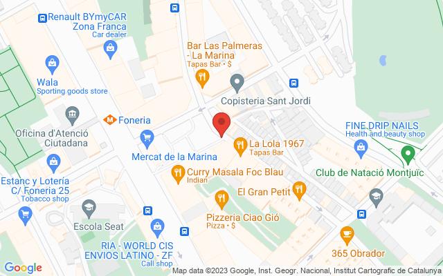Administración nº164 de Barcelona