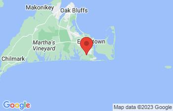 Map of Edgartown