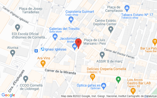 Administración nº5 de Cornellà de Llobregat