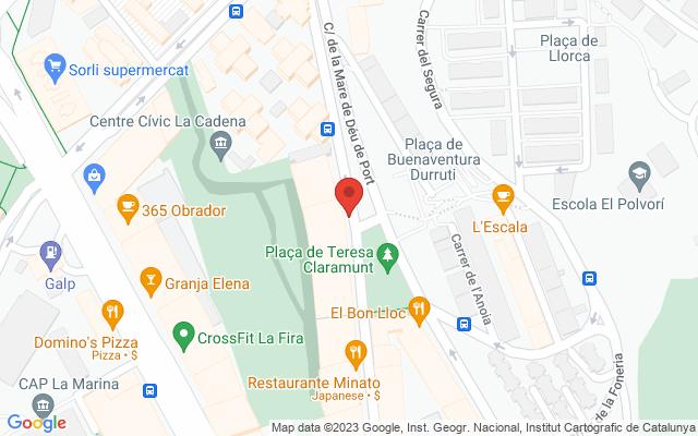 Administración nº137 de Barcelona