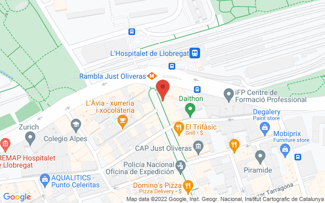 Administración nº36 de L' Hospitalet de Llobregat