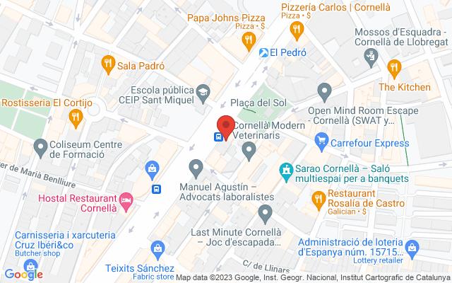 Administración nº10 de Cornellà de Llobregat