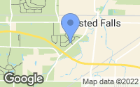 Map of Olmsted Township, OH