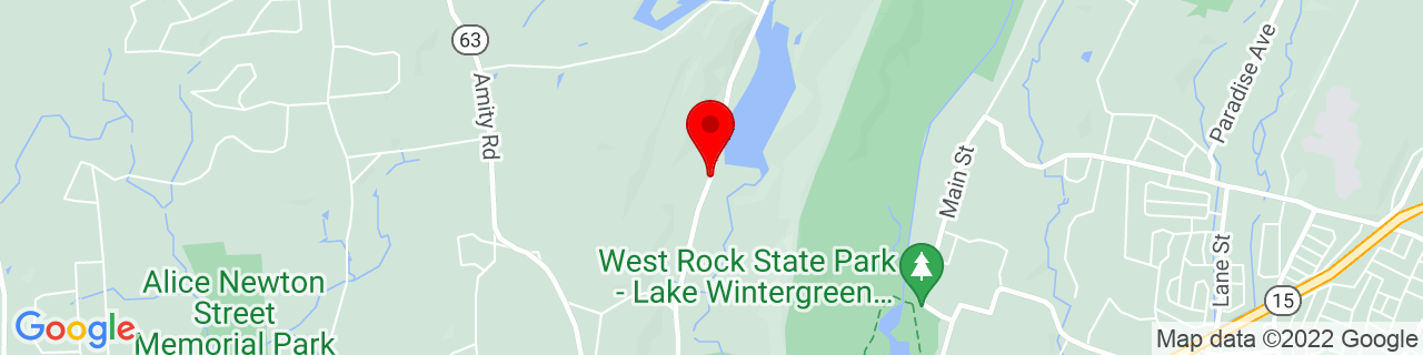 Google Map of 41.3672969, -72.9808671