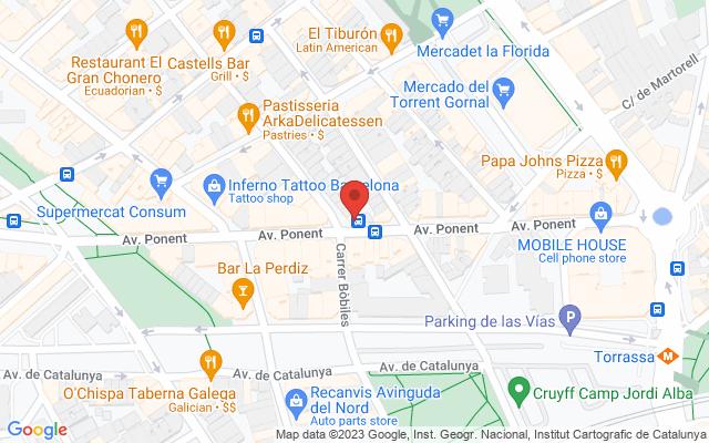 Administración nº17 de L' Hospitalet de Llobregat