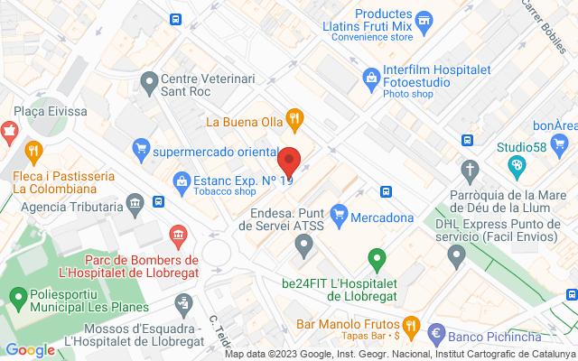 Administración nº5 de L' Hospitalet de Llobregat