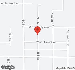 1105 N B Street