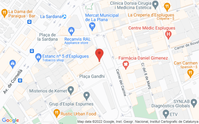 Administración nº5 de Esplugues de Llobregat