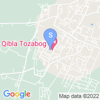 Location of Qibla Tozabog on map