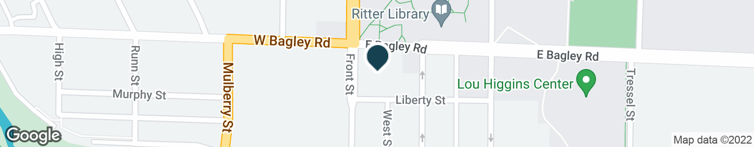 Google Map of6 E BAGLEY RD