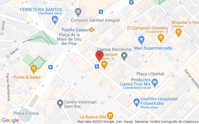 Administración nº20 de L' Hospitalet de Llobregat
