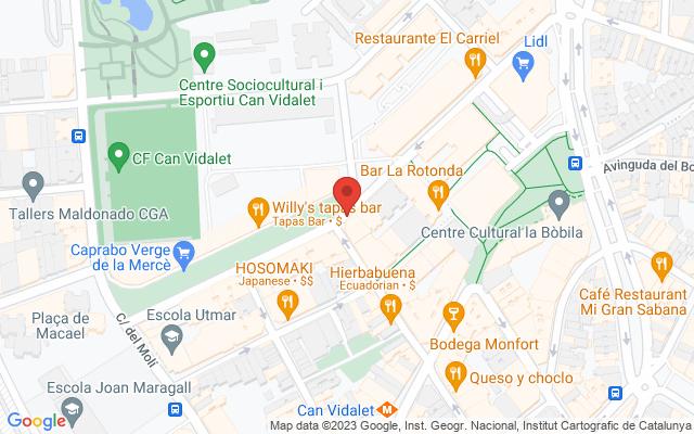 Administración nº3 de Esplugues de Llobregat