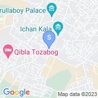 Location of Shams on map