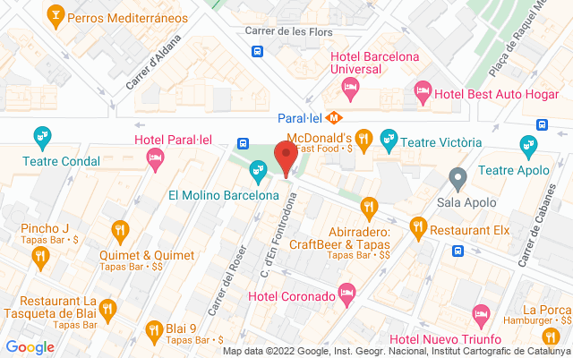 Administración nº30 de Barcelona