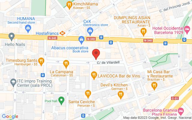 Administración nº155 de Barcelona