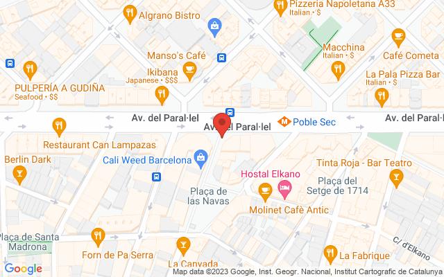 Administración nº268 de Barcelona