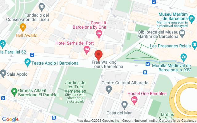 Administración nº259 de Barcelona
