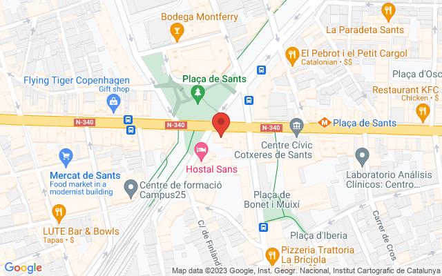 Administración nº314 de Barcelona