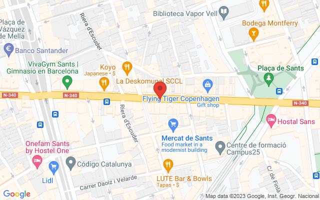 Administración nº17 de Barcelona