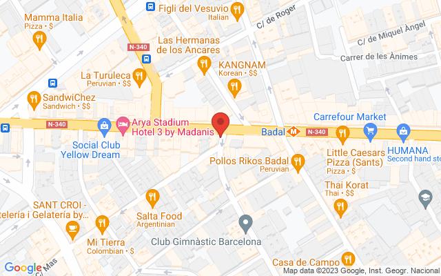 Administración nº149 de Barcelona