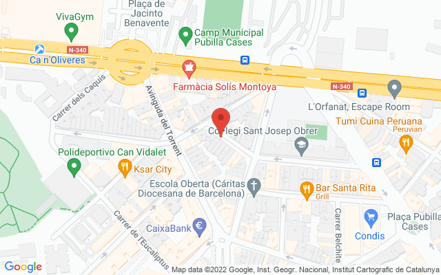Administración nº15 de L' Hospitalet de Llobregat