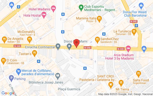 Administración nº16 de Barcelona