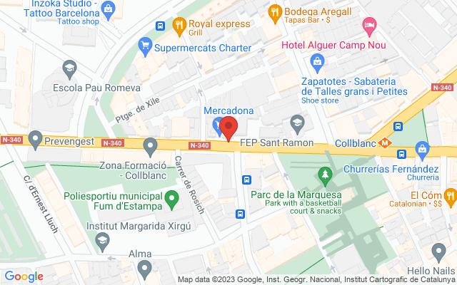 Administración nº224 de Barcelona