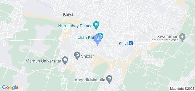 Location of Kala on map