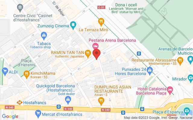 Administración nº23 de Barcelona