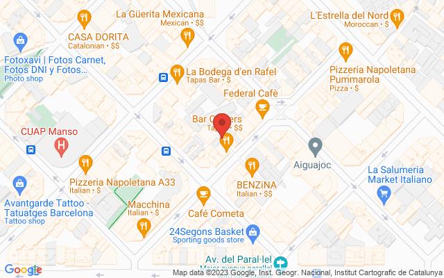 Administración nº171 de Barcelona