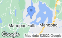 Map of Mahopac, NY
