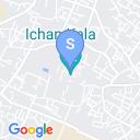map for Madrasah of Muhammad Rahim Khan, Khiva, Uzbekistan