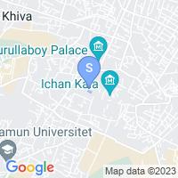 Location of Malika on map