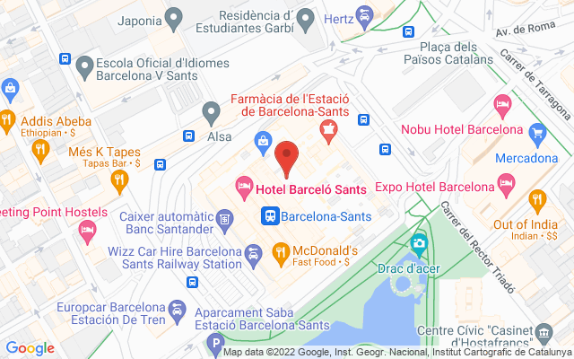 Administración nº278 de Barcelona